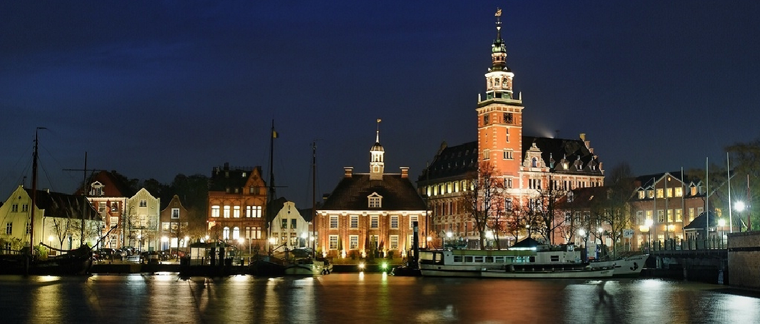 Restaurant Leer Hafen